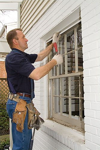 Impact resistant windows tropical storm shield for Storm window installation